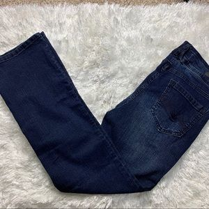 Angels Dark Wash Bootcut Jeans